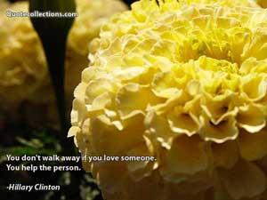 Hillary Clinton [ Hillary Rodham Clinton ] Quotes