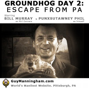 Bill Murray Groundhog Day Quotes Quotesgram