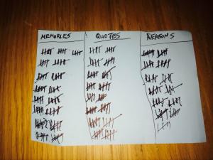 Boyfriend Declares Love For Girlfriend In 365 Hand-Written Notes
