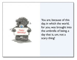 Hallmark Thank You Card Sayings