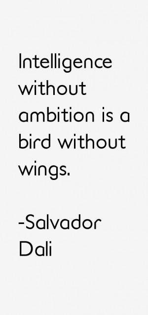 Salvador Dali Quotes & Sayings