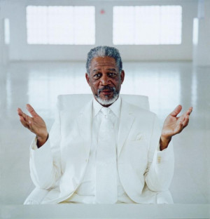Morgan Freeman's Affair with Step-Granddaughter (?)