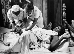 Eugene Smith Nurse Midwife
