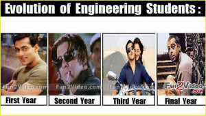 Engineering Student India Funny Photo