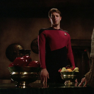 Star Trek Q Quotes Encounter At Farpoint ~ Encounter at Farpoint ...