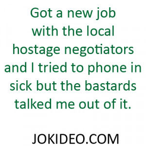 funny new job quotes