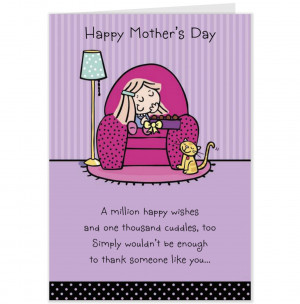 Meaningful Mothers Day Card Sayings