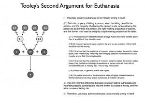 I need an argumentative essay on euthanasia