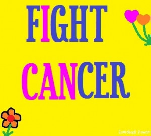 fight cancer quote via comeback power at www facebook com cancerduckit ...
