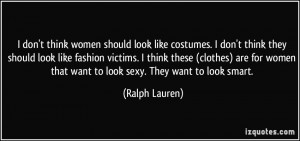 More Ralph Lauren Quotes