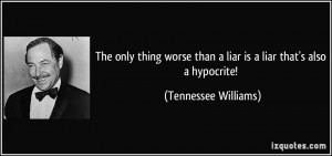 More Tennessee Williams Quotes