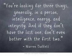 ... first two warren buffett personal integrity quotes quotes inspiration