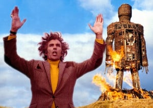 Cult: The actor starred in 1973's The Wicker Man, which became a ...