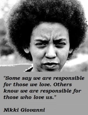 Nikki giovanni quotes 4