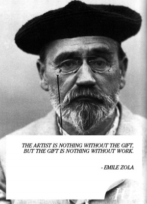 Quote of the Day: Emile Zola, Go To www.likegossip.com to get more ...