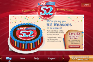 Dairy Queen Cake Coupons Printable
