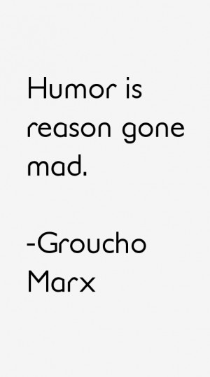 Groucho Marx Quotes & Sayings