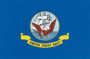 United States Navy Flag ....