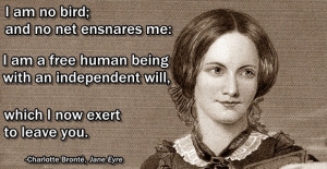 at Biographile, 11 Charlotte Bronte Quotes For Independent Readers