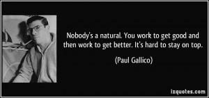 More Paul Gallico Quotes