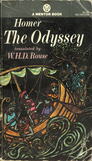 Epic Poem The Odyssey The odyssey, on the other hand