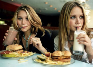 The Olsen Twins @ age 8