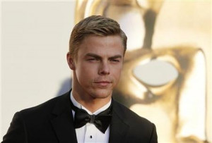Derek Hough. Handsome devil.