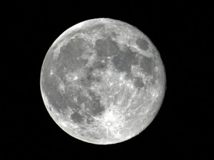 ... full moon. You will see the biggest and brightest full moon of 2008