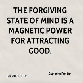 Catherine Ponder Forgiveness Quotes