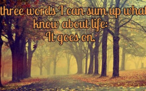 life goes on facebook cover photo hd