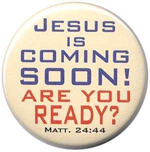 Jesus is Coming Back So Stay Hot For God!