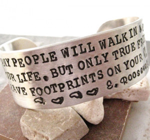 Footprints Heart Quote Pictures