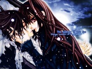 Anime Vampire Love Quotes. QuotesGram