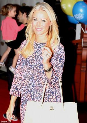 Denise Van Outen Tunic Dress