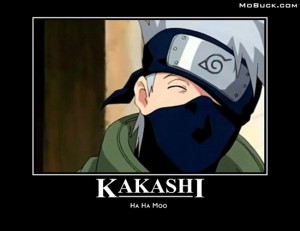 Kakashi Quotes Scum Kakashi poster5 years ago in