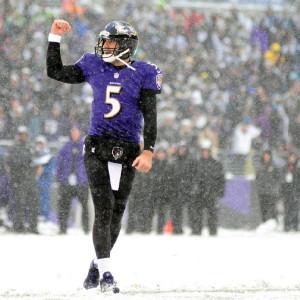 Baltimore Ravens Player Joe
