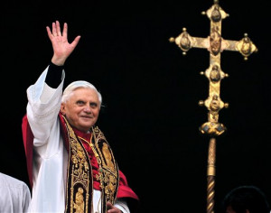 Pope Benedict XVI has announced that he will be stepping down. The ...