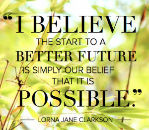 Lorna Jane Quotes