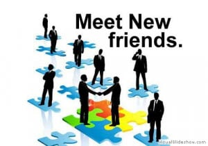 Meeting New Friends Quotes Quotesgram