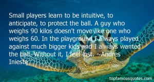 Andres Iniesta Quotes Pictures