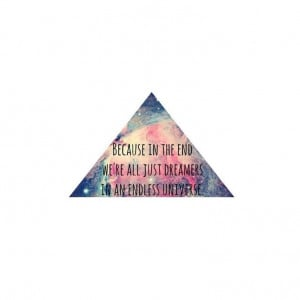 Triangle Quotes Beauty