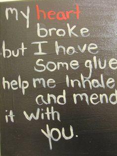 Nirvana Dumb lyrics on 8x10 canvas by Brokensapphire on Etsy, $15.00 ...