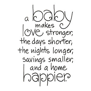 love happy new pregnant pregnancy quote cute Pictures, baby love happy ...