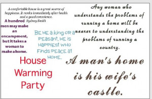 Ideas for House Warming Party Invitations thumbnail