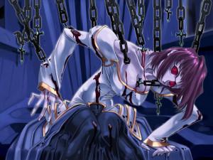 Chained and Insane photo crazedvampy.jpg