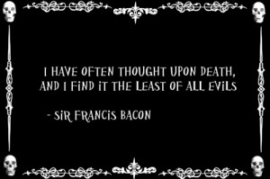 Dark Morbid Quotes Google