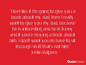really like him quotes