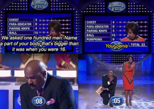 ... Hilarious Times Steve Harvey Lost Faith In Humanity On