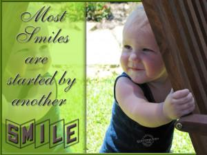 Begins Smile