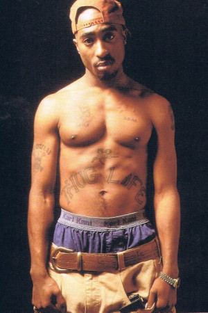 Fashion Trends Only Tupac Could Pull Off